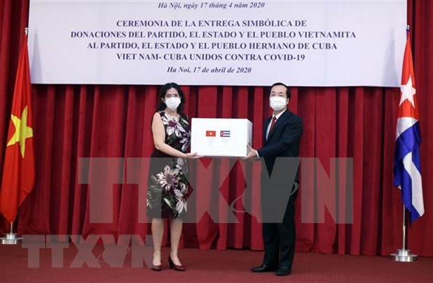 Le Vietnam et Cuba cooperent dans la lutte contre le COVID-19 hinh anh 1