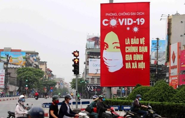 COVID-19 : plusieurs partis politiques apprecient les efforts du Vietnam hinh anh 1