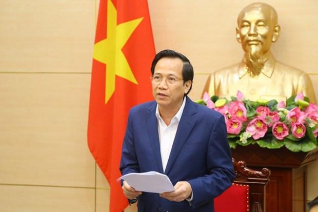 COVID-19 : Les Vietnamiens soutiennent les mesures d'urgence du gouvernement hinh anh 2