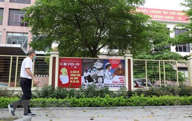 Le Vietnam a su mobiliser toute la societe contre le coronavirus hinh anh 1