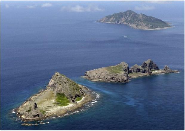 Le Japon proteste contre les intrusions chinoises pres de Senkakus hinh anh 1
