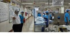 Bond de l'investissement dans les ZI et ZF de Ho Chi Minh-Ville au 1er trimestre hinh anh 1