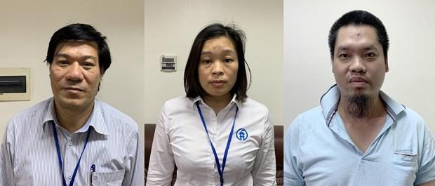 Poursuivre en justice l'affaire survenue a CDC Hanoi hinh anh 1