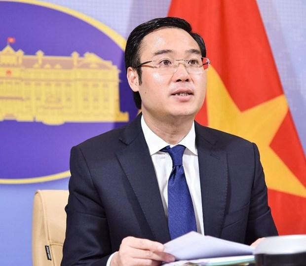 Le Vietnam interdit strictement les actes de cyberattaque hinh anh 1