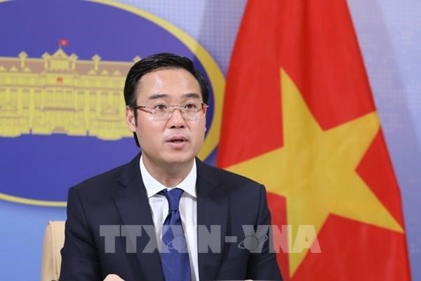 """Les notes chinoises a l'ONU """"ne sont pas conformes"""" au droit international hinh anh 1"""