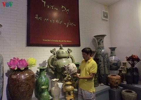 Tran Van Do, artisan potier de Bat Trang hinh anh 1