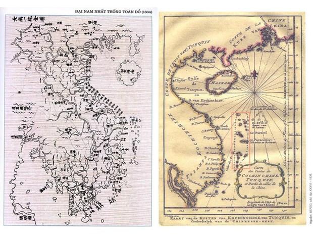 Mer Orientale: La souverainete incontestable du Vietnam sur les archipels de Hoang Sa et Truong Sa hinh anh 1