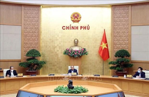 La permanence du gouvernement discute du programme cible pour les minorites ethniques hinh anh 1