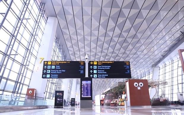 L'Indonesie suspend tous les vols du 24 avril au 1 juin hinh anh 1