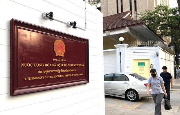 Coronavirus : un regime pour le personnel des organes vietnamiens a l'etranger hinh anh 1