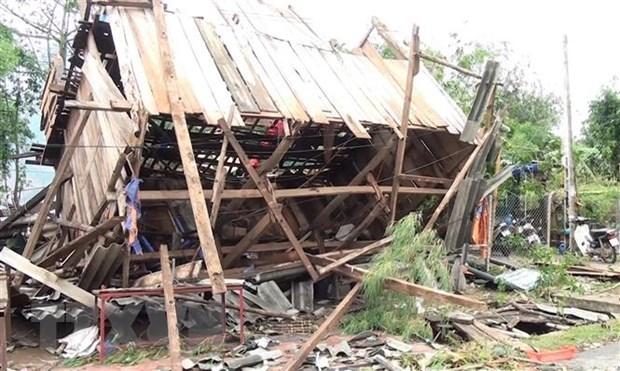 Le PM demande de se concentrer sur le reglement des consequences des catastrophes naturelles hinh anh 1