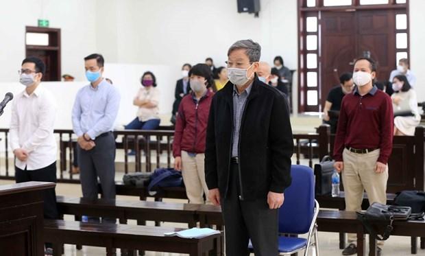 Affaire MobiFone-AVG:l'ancien ministre Nguyen Bac Son condamne a perpetuite en proces de 2e instance hinh anh 1