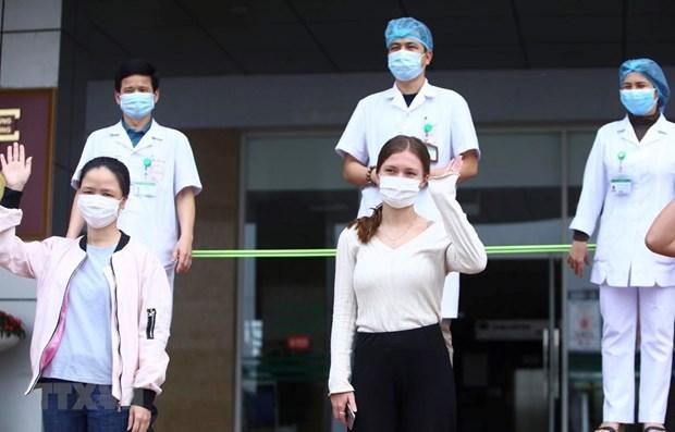 Aucun nouveau cas ayant contracte le coronavirus dans le pays depuis 11 jours hinh anh 1