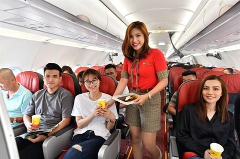 Thai Vietjet offre des promotions exceptionnelles sur ses vols hinh anh 1