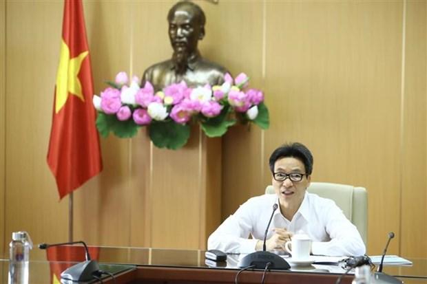 Le Vietnam maintient les regles de prevention du COVID-19 hinh anh 1