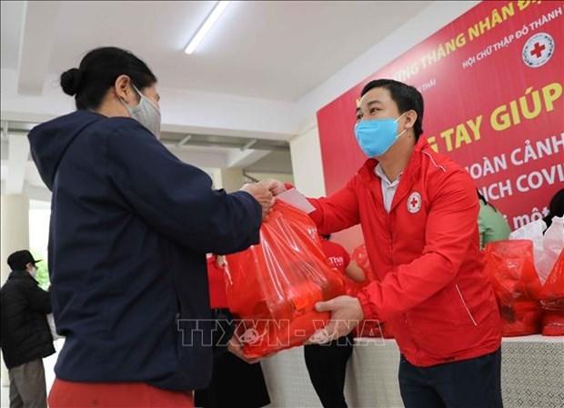 Coronavirus : la Croix-Rouge lance un «marche humanitaire» hinh anh 1