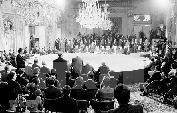 La diplomatie du Vietnam contribue a la victoire historique du printemps 1975 hinh anh 1