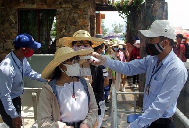 Reouverture des sites touristiques a Phu Yen hinh anh 1