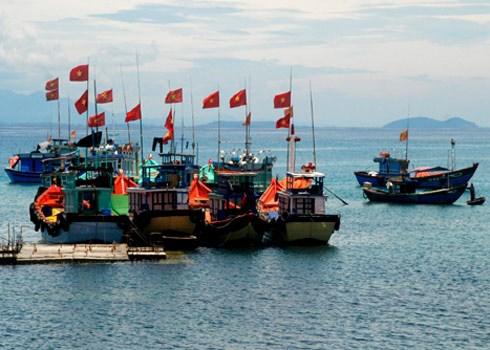 Le Vietnam fustige l'interdiction chinoise de peche en Mer Orientale hinh anh 1
