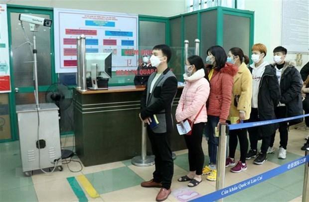 Coronavirus : le Laos facilite le rapatriement des citoyens vietnamiens hinh anh 1