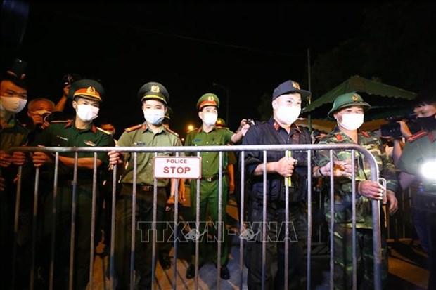 Un journal coreen salue le combat anti coronavirus du Vietnam hinh anh 1