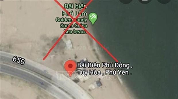 Google Maps supprime l'information erronee sur une plage au Vietnam hinh anh 1