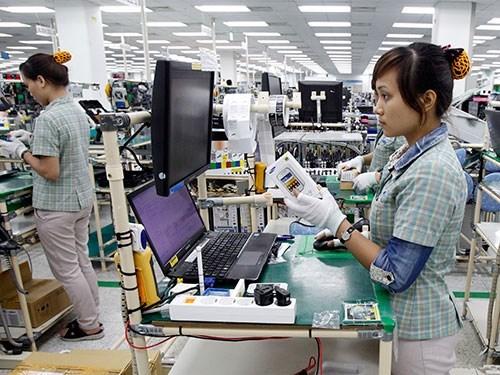 Samsung Display Vietnam salue le combat anti-Covid-19 mene par le Vietnam hinh anh 1