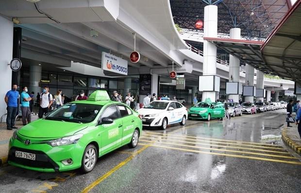 Les services de transport interieur de passagers reprennent a partir du 8 mai hinh anh 1