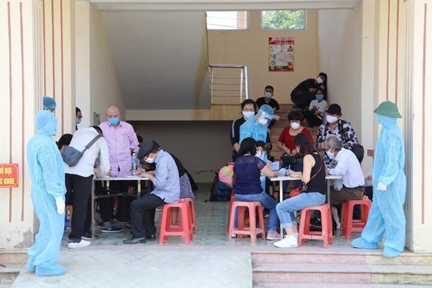 Le Vietnam n'a enregistre aucune nouvelle infection communautaire pendant 22 jours consecutifs hinh anh 1