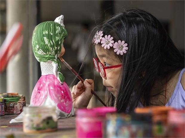 Lancement d'un concours des photos artistiques «Hanoi: confiance et esperance» hinh anh 1