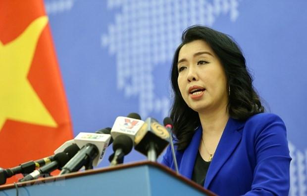 Le Vietnam demande a la Chine de ne pas complexifier davantage la situation en Mer Orientale hinh anh 1