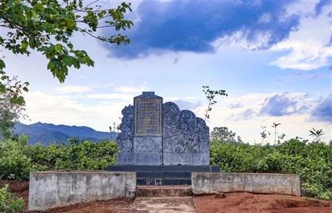 Changement dans le vestige historique de Thanh Nua hinh anh 1
