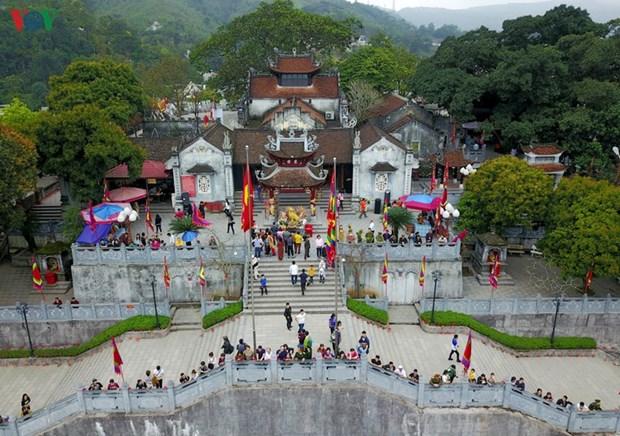 Le temple de Cua Ong, une merveille sacree du Nord-Est hinh anh 1