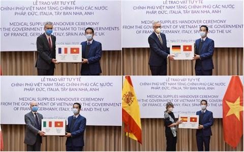 Le Vietnam champion de la solidarite internationale hinh anh 1