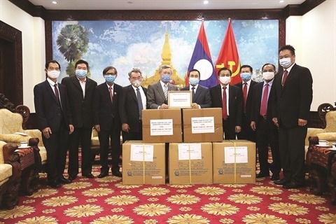 Le Vietnam champion de la solidarite internationale hinh anh 3