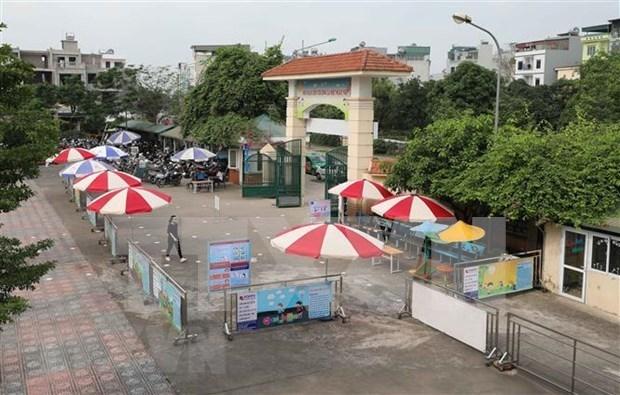 Coronavirus : Le Vietnam n'enregistre aucun nouveau cas en 24 jours hinh anh 1