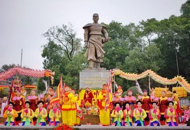 Le temple de Cua Ong, une merveille sacree du Nord-Est hinh anh 2