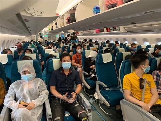 Rapatrier en toute securite des citoyens vietnamiens de Malaisie hinh anh 1