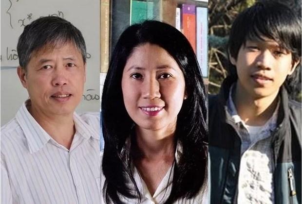 Les Prix Ta Quang Buu 2020 couronnent trois scientifiques hinh anh 1