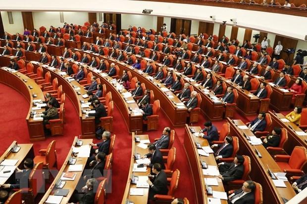 Le Comite central du Parti discute de la question du personnel hinh anh 1