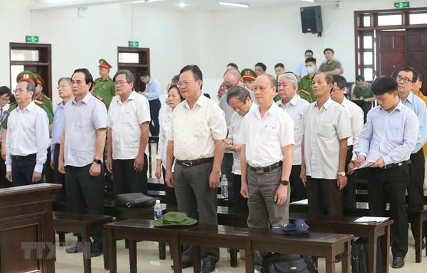 L'affaire a Da Nang: confirmation de la decision du proces en 1er instance pour un ancien dirigeant hinh anh 1
