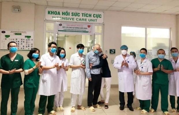 COVID-19: pas de nouveau cas de contamination communautaire depuis 27 jours hinh anh 1