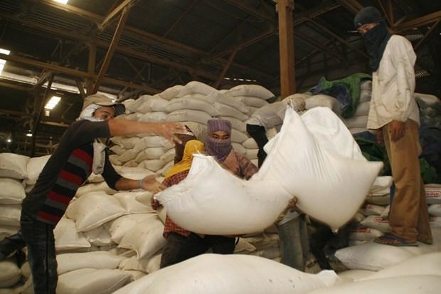 Le Cambodge reprend l'exportation de riz hinh anh 1