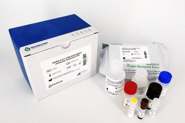 Singapour developpe un kit de test rapide du coronavirus hinh anh 1