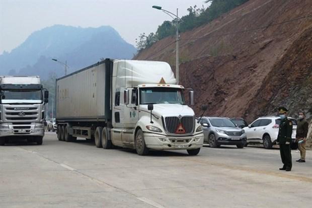 Le MoIT propose la reouverture des portes frontalieres auxiliaires avec la Chine hinh anh 1