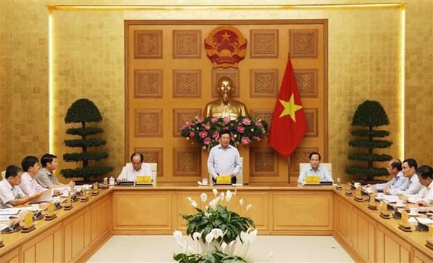 Preparer des options pour le 36e Sommet de l'ASEAN hinh anh 1