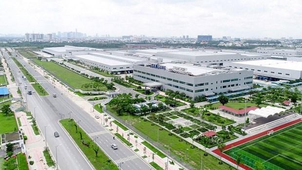 L'immobilier industriel vietnamien seduit les investisseurs etrangers hinh anh 1