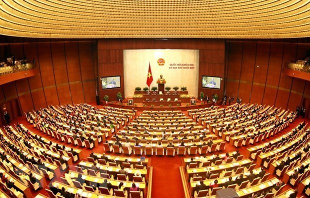 La 9e session de la 14e legislature de l'Assemblee nationale s'ouvrira le 20 mai hinh anh 1