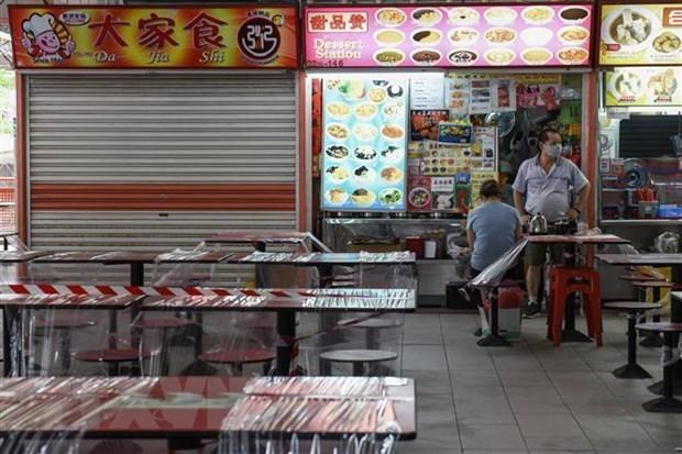 Singapour : les entreprises connaissent la pire performance depuis 2008 hinh anh 1