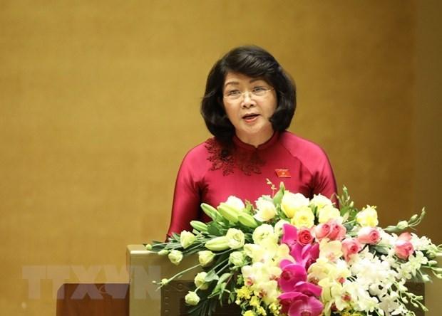 L'AN discute de l'adhesion du Vietnam a la convention de l'OIT contre le travail force hinh anh 1